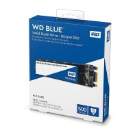 SSD WD Blue M.2 Pcie Gen3 2280 500GB - WDC Blue M2 500 GB