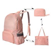 COD tas transfer parasut 3 in 1 pouch ransel handbag jadi satu belanja