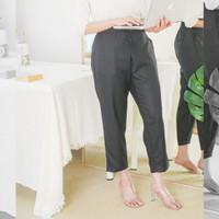 Travel Pants Beatrice Clothing - Celana Panjang Bahan Wanita