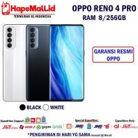 OPPO RENO 4 PRO RAM 8/256GB GARANSI RESMI OPPO INDONESIA TERMURAH