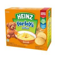 HEINZ Farley's Orange 120 Gr