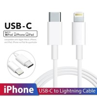 Kabel USB C Ke Lightning - Fast Charging iPhone iPad