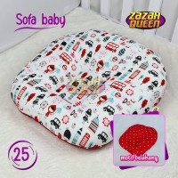 [NEW] Sofa Bayi Multifungsi / Kasur Bayi Empuk - Doraemon