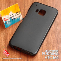 Soft Jelly Case HTC M9 Softcase Gel Silicon Silikon Casing Cover Karet