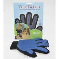 Sarung Tangan Pet / True Touch Pet Glove / Sarung Tangan Pemijat Hewan