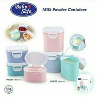 BABY SAFE MILK POWDER CONTAINER 400ML