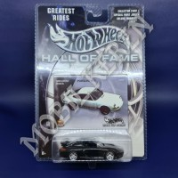Hot Wheels Greatest Rides Hall Of Fame Porsche 911 Black