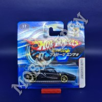 Hot Wheels Japan Short Card Ferrari Enzo Ferrari Black FTE Rims