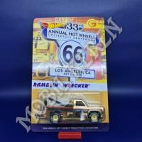 Hot Wheels 33rd Annual Collector Convention LA Ramblin Wrecker Gold