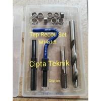 Tap recoil Set M14x1,5 Grip On