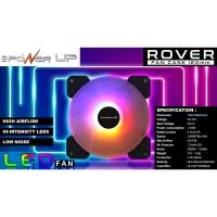 Fan Casing RGB 3 Power Up Rover Led Fan 12 Cm