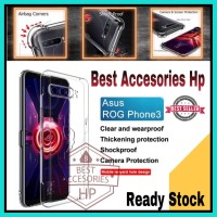 ASUS ROG PHONE 3 ZS661KS CRYSTAL CLEAR SOFT CASE SILICONE ANTI CRACK