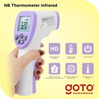 Digital Thermometer infrared Termometer Gun Tembak