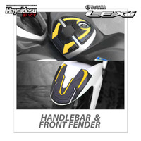 Hayaidesu LEXI Body Protector Front Fender & Handle Bar Cover