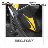Hayaidesu LEXI Body Protector Middle Deck Cover