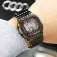 Jam tangan Casio G-Shock GMW-B5000 Digital Rantai stainless free box