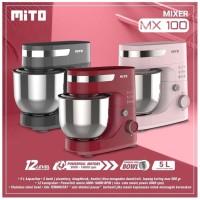mixer roti MITO MX100 5 Liter - standing mixer jumbo mito MX 100