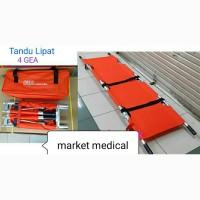 Tandu Lipat 4 GEA YDC-1A10, GEA Foldable Strercher