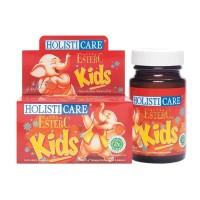 Holisticare Super Ester C Kids - Isi 30 Tablet / Vitamin C