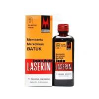 Laserin Sirup Obat Batuk Isi 110 mL / Meredakan Batuk