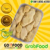 Durian Kupas Premium Asli Medan Durpas Aroi
