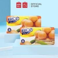 MINISO Tisu Tissue 200 sheet Tisu Tisu Lembut Soft Toilet,BUY 1 GET 1