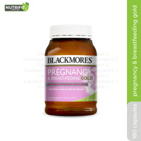 Blackmores Pregnancy and Breastfeeding Gold Kalbe BPOM - 180 Caps