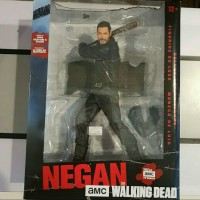 AMC TV Series The Walking Dead Negan Deluxe Action Figure Mcfarlane