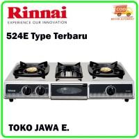 RINNAI RI-514E Kompor Gas 3 Tungku