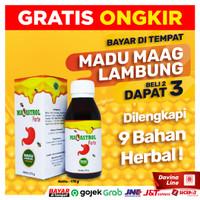 Obat Herbal Lambung Obat Maag Herbal Madu Lambung Madu Magastrol Forte