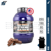 ULTIMATE NUTRITION ISO MASS XTREME GAINER 10.11LBS