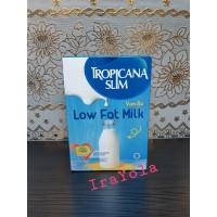 Tropicana Slim Susu Low Fat Vanilla 500G