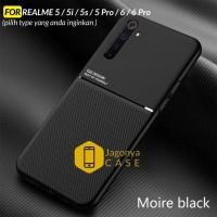 Case Realme 5 5i 5s 5 Pro 6 6 Pro Premium Case Magnetic IQS Design