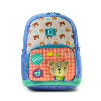 TAS RANSEL NEOSACK MINI HELLO BEAR - ORIGINAL - Biru