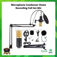 PAKET SUPER KOMPLIT Microphone Condenser BM800