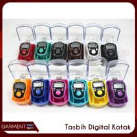 TASBIH DIGITAL LAMPU LED FREE KOTAK DZIKIR DIGITAL COUNTER