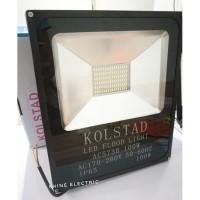 Kap Sorot 100W Kuning Lampu Tembak Outdoor 100 watt IP65 WarmWhite