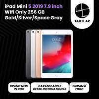 Apple iPad Mini 5 (5th Gen) 2019 7.9 Inch 256GB Wifi Only / Cellular - Wifi, Space grey