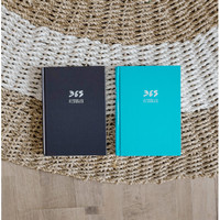 PAPERIKO | 365 Daily Planner Sky Blue| NB05S