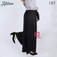 celana kulot formal jumbo wanita muslim syari palazzo premium import