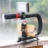ULANZI 96 LED Mini Video Ultra Light 96LED Lampu Studio Foto DSLR Cam