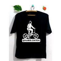 Kaos Sepeda Wanita Hijab - Lengan Panjang / Pendek - Katun 30S
