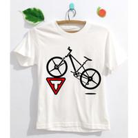 Kaos Sepeda Thrill Pria / Wanita - Lengan Pendek / Panjang