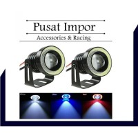 Foglamp led Angel eyes 89 mm