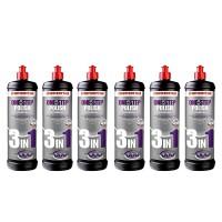 Menzerna One Step Polish 3 in 1 - (6 Botol x 1 Liter) - Bundle