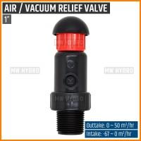 """Air Release Valve / Vacuum Relief Valve - 1"""""""
