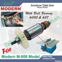 Armature/Angker Table Saw M-608 Modern