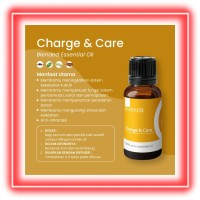 Essenzo Charge & Care Essential Oil - 10mL