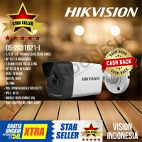 NEW IP CAMERA HIKVISION 1080P DS-2CD1021-I / Support POE + WDR