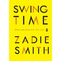Buku Swing Time Zadie Smith